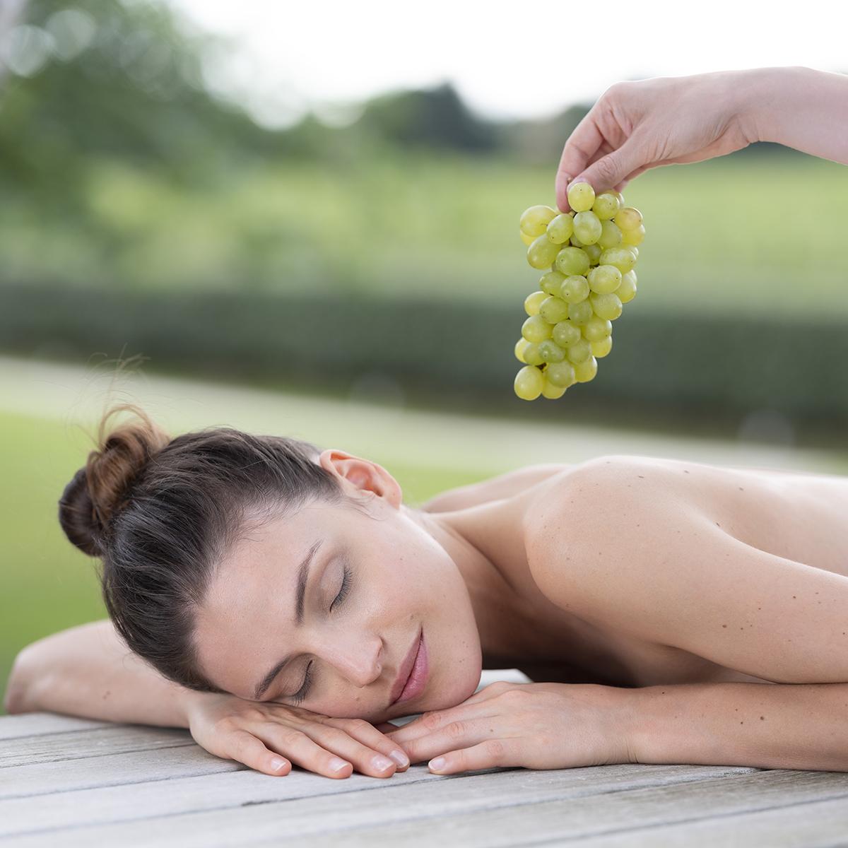 Cupón regalo para Spa: ritual 100 % uvas