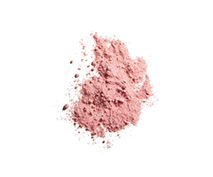 Arcilla rosa
