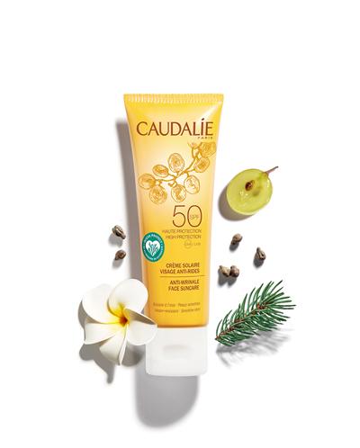 Crema Solar Facial Antiarrugas SPF50